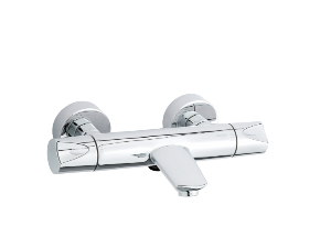 Clover Green Thermostatische bad/douchemengkraan