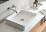 Exposed kit for built in Basin Mixer Box (180 mm)