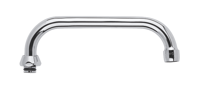 Draaibare uitloop 180 mm