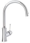 Classic Tradition 1-handle tap in chrome
