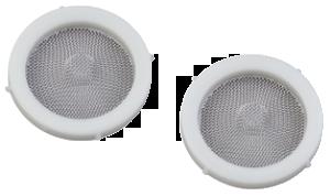 Onderdelen Filters douche- badmengkraan
