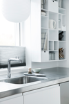 Picture of Danish designed A-Pex kitchen mixer