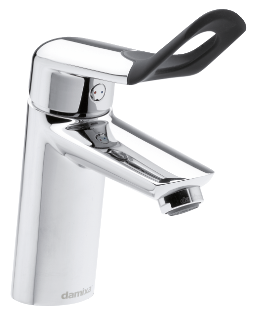 Danish designed Clover Easy basin mixer