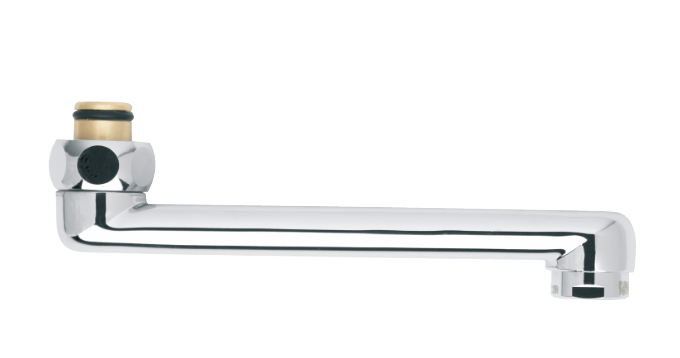 Schwenkauslauf 150 mm