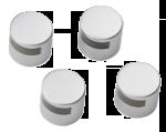 Fixed Mirror Holders (4 Pcs.)