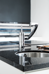 Damixa Arc Kitchen mixer in chrome