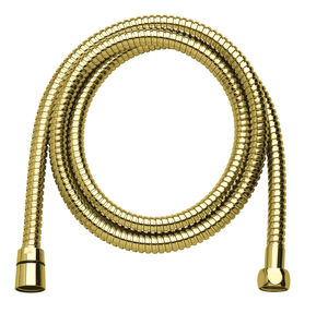 Shower Accessories Shower Hose Metal 1750 mm (Polished Brass PVD)
