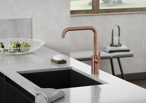 Silhouet Kitchen Mixer (Brushed Copper PVD)