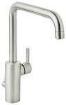Kitchen Mixer with Dishwasher Shut off valve