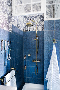Tradition Shower System (Polished Brass PVD)