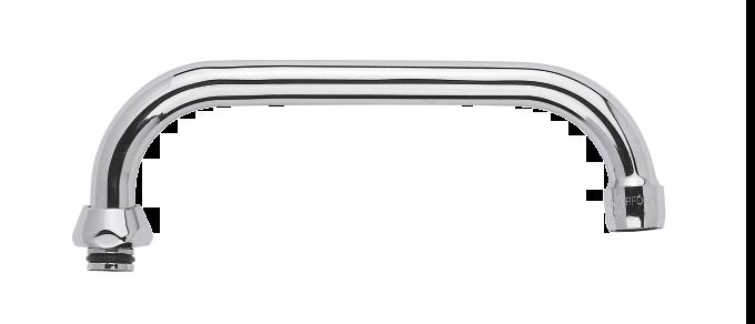 Schwenkauslauf 180 mm