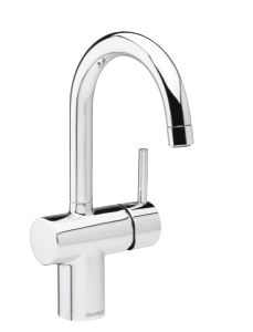 Osier Basin Mixer with pop up waste