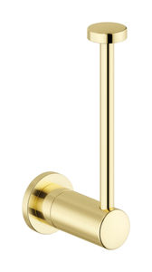 Silhouet Spare Toilet Roll Holder (Polished Brass PVD)
