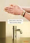 Touchless Tvättställsblandare